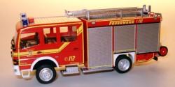 Mercedes Benz Atego TLF 16/25 Feuerwehr Mainflingen