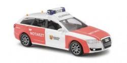 Audi A6 Avant NEF Feuerwehr Schwelm