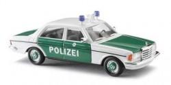 Mercedes Benz W123 Polizei Baden-Württemberg