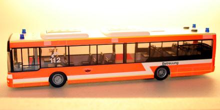 man nl m bus feuerwehr k ln rietze modellautos 1 87. Black Bedroom Furniture Sets. Home Design Ideas