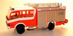 Mercedes Benz Atego LF 16/12 Feuerwehr Braunschweig