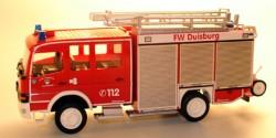 Mercedes Benz Atego LF 16/12 Feuerwehr Duisburg