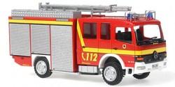 Mercedes Benz Atego TLF 16/25 Feuerwehr Dortmund