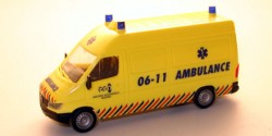 Mercedes Benz Sprinter RTW Ambulance Niederlande