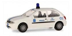 Ford Fiesta Polizei Belgien