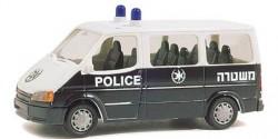 Ford Transit Polizei Israel