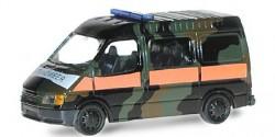 Ford Transit Militär Brandweer