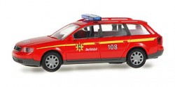 Audi A6 ELW Feuerwehr Uppsala