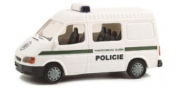 Ford Transit Polizei Tschechien