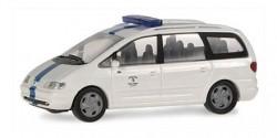 VW Sharan Politie Gent