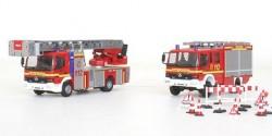Mercedes Benz Atego LF 16/12 Feuerwehr Bielefeld