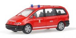 VW Sharan KDO Feuerwehr Landeck