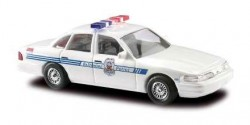 Ford Crown Victoria Baltimore Police