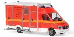 Mercedes Benz Sprinter RTW Feuerwehr Salzgitter