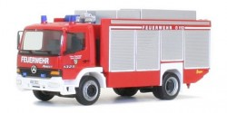 Mercedes Benz Atego RW2 Feuerwehr Ansbach