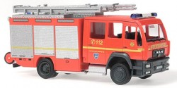 MAN LE 2000 HLF Feuerwehr Hamburg-Harburg