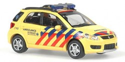 Suzuki SX4 Ambulance