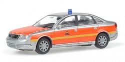 Audi A6 Avant ELW Feuerwehr Berlin