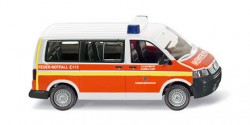 VW T5 Feuerwehr Düsseldorf