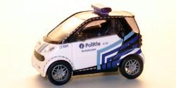 Smart Fortwo Polizei Antwerpen