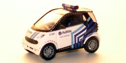 Smart Fortwo Polizei Sint-Niklaas