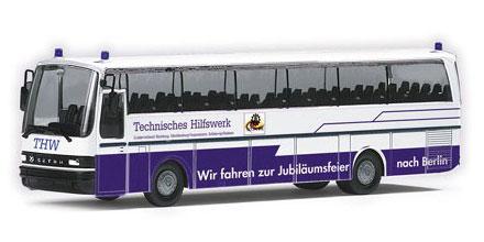 setra s 215 hd thw bus herpa 146418. Black Bedroom Furniture Sets. Home Design Ideas