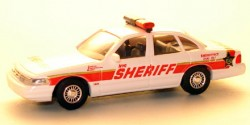 Ford Crown Victoria New York Sheriff
