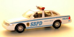 Ford Crown Victoria South Belmar Police