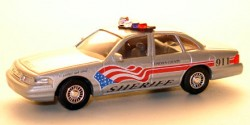 Ford Crown Victoria Lincoln County Sheriff