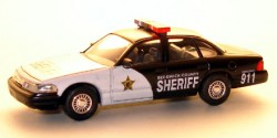 Ford Crown Victoria Sedgwick County Sheriff