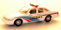 Ford Crown Victoria Kane County Sheriff