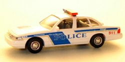 Ford Crown Victoria Orlando Police
