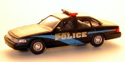Ford Crown Victoria Olice Branch Police