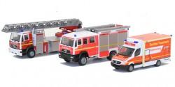 MAN LE2000 LHF Feuerwache Berlin Suarez