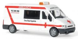 Ford Transit RTW Ambulancia Cruz Roja Espanola