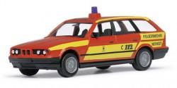 BMW 5er Touring Feuerwehr München ELW