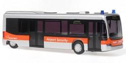 Mercedes Benz Cito Airport Security Frankfurt