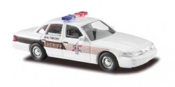 Ford Crown Victoria Baltimore Sheriff