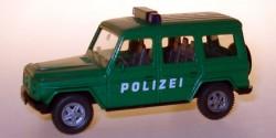 Mercedes Benz G 320 Polizei