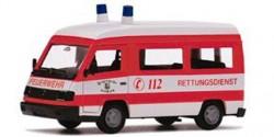 Mercedes Benz 100 HD Feuerwehr Leipzig