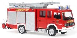 Mercedes Benz Atego HLF 20/16 Feuerwehr Amt Neuhaus/Elbe