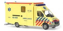 Mercedes Benz Sprinter RTW Ambulance Den Haag
