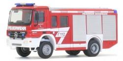 Mercedes Benz Actros HLF 2000 Feuerwehr Bickenbach