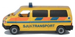 VW T4 Sjuktransport