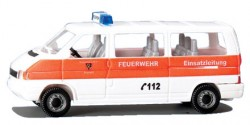 VW T4 ELW Feuerwehr Lübeck