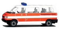 VW T4 Feuerwehr München Transplantations-Dienst