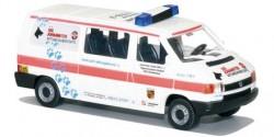 VW T4 Johanniter Rettungshunde