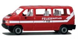 VW T4 MTW Feuerwehr Braunschweig