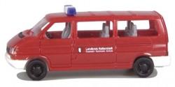 VW T4 ELW Feuerwehr Halberstadt