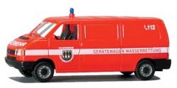 VW T4 GW Wasserrettung Feuerwehr Hoyerswerder